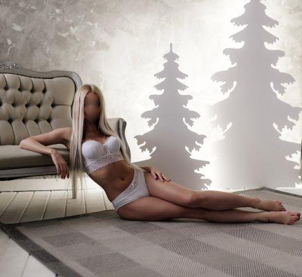 Вика - проститутка с реальными фотографиями, от 5500 руб. в час